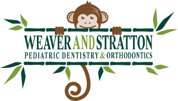 Weaver & Stratton Pediatric Dentistry, Footer Logo